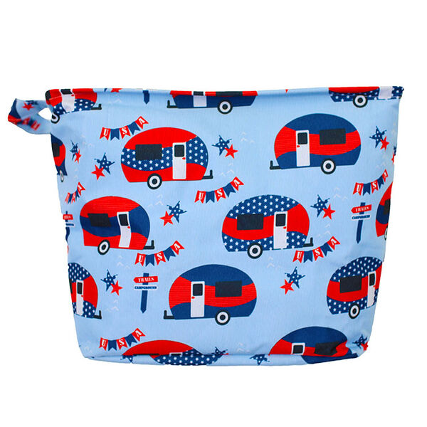 Patriotic USA Soft-Sided Storage Bin