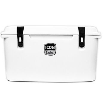 ICON 50, Rotomolded Cooler, Bonefish White, 55 Quart