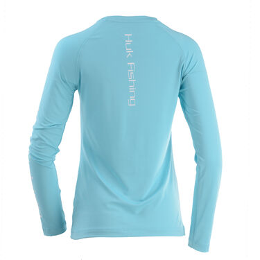 HUK Women's Pursuit Vented Long-Sleeve Top