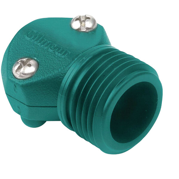 """Gilmour Replacement Male Coupler, 5/8"""" To 3/4"""" Hose"""