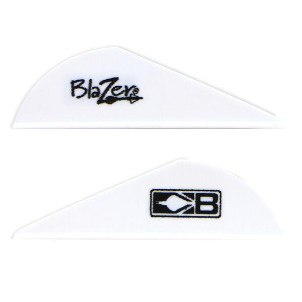 "Bohning 2"" Blazer Vanes, White, 36-Pack"