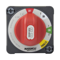 Marinco Pro-Installer EZ-Mount Dual Bank Control Battery Switch