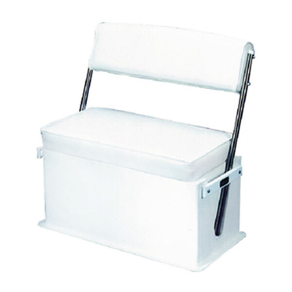 Todd Center Console Swingback Seat With 50-Quart Capacity