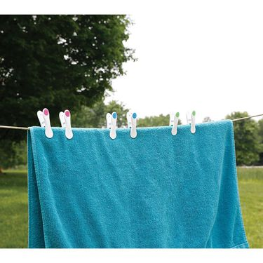 Clothes Pins, 12 pack