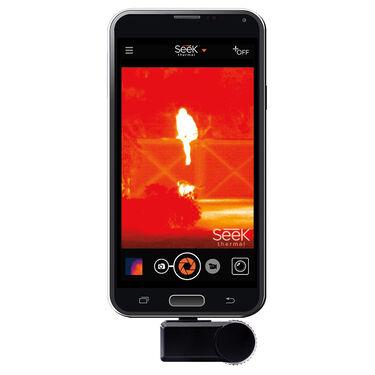 Seek Thermal CompactXR Smartphone Thermal Imaging Camera, Android