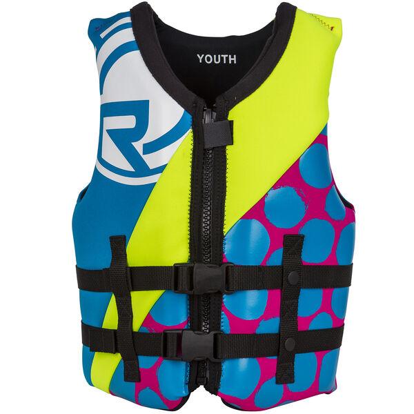 Radar Girl's Youth TRA Neoprene Life Jacket