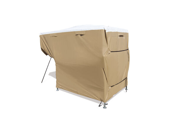 Elements All-Climate Pickup Camper Cover