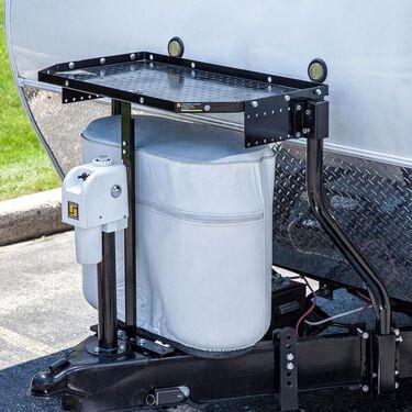 Trailer Tray A-Frame Cargo Carrier