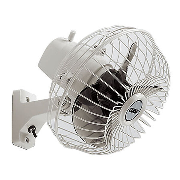 Guest 12V Oscillating Cabin Fan