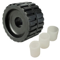 Rubber Ribbed Wobble Rollers