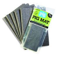 """New Pig Universal Lightweight Absorbent Mat Pads, 5-Pack, 15"""" x 20"""""""