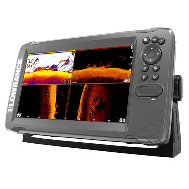 Lowrance HOOK2 9 Fishfinder/Chartplotter w/TripleShot Transducer & US/Can Nav+