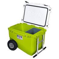 RovR RollR 60-Qt. Cooler, Moss