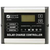 Zamp Solar 30-Amp 5-Stage PWM Charge Controller