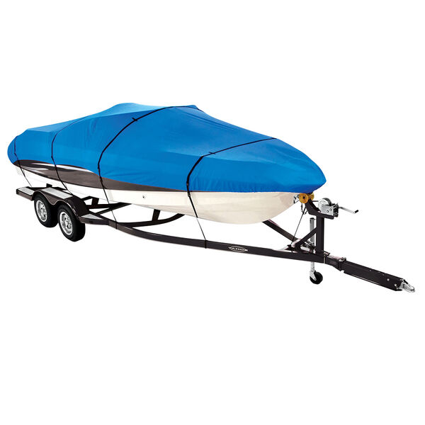 """Covermate Imperial Pro V-Hull I/O Boat Cover, 20'5"""" max. length"""
