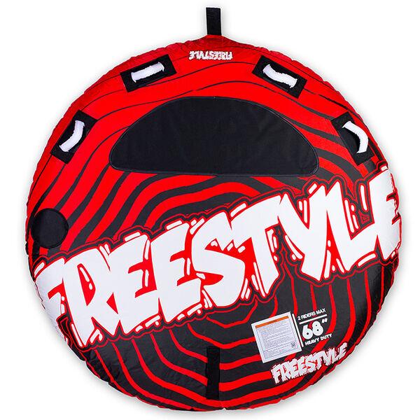 Freestyle Rally 2-Person Towable Tube