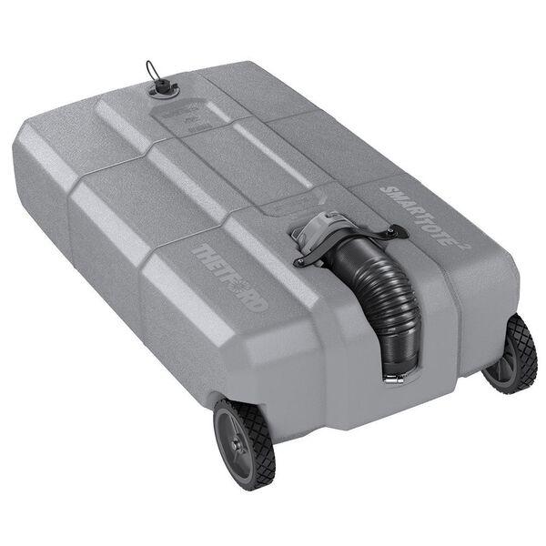 Thetford SmartTote2 Standard 2-Wheel Portable Waste Tank, 35 Gallon
