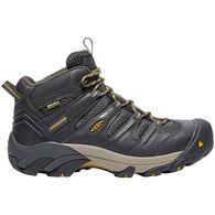 KEEN Men's Lansing Mid Waterproof Steel Toe Boot