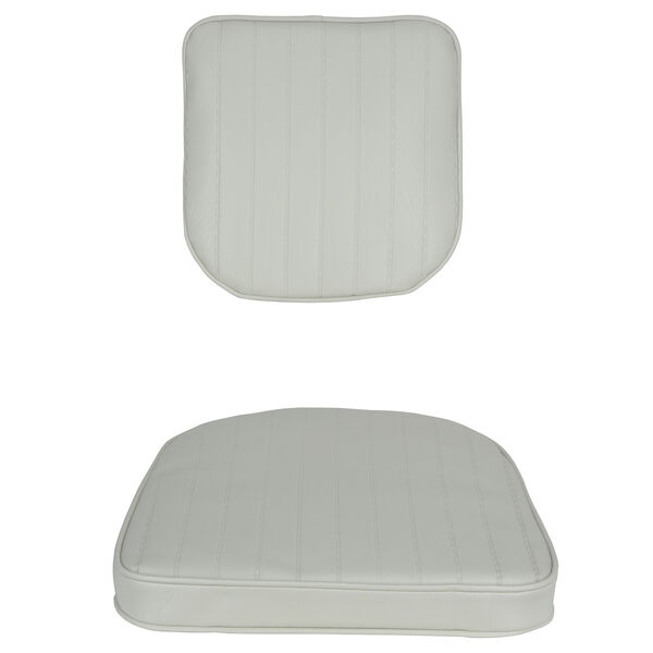 Springfield Admiral All Weather Chair Cushion, White