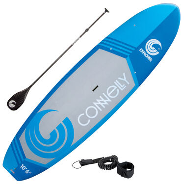 """Connelly Explorer 10'6"""" Stand-Up Paddleboard With Paddle"""