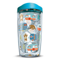 Tervis 16-oz. Tumbler with Travel Lid, Retro Camper with Bears
