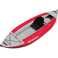 Solstice Flare 1-Person Inflatable Whitewater Kayak