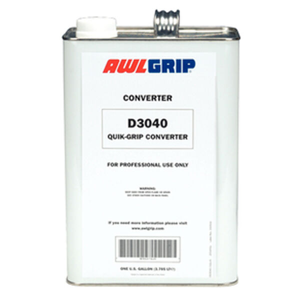 Awlgrip Quick Grip Fast Drying Urethane Primer Converter, Gallon
