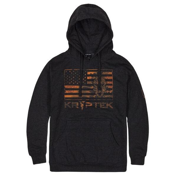Kryptek Men's Flag Pullover Hoodie