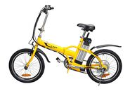 "20"" Folding Electric Bike"