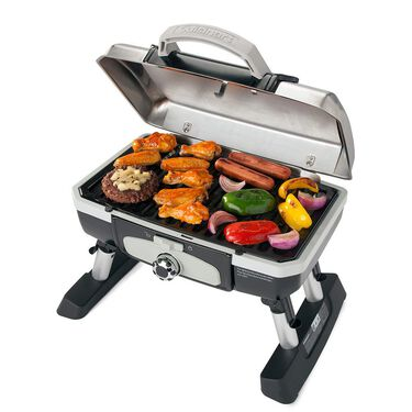 Cuisinart Stainless Table Gas Grill
