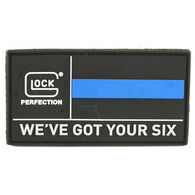 Glock Perfection We've Got Your Six Morale Patch