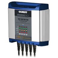 Guest 4-Bank 40-Amp Onboard Battery Charger