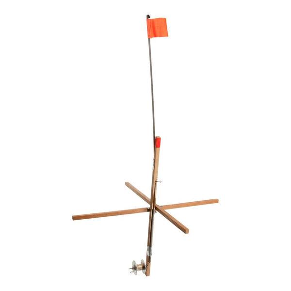 HT Enterprises Explorer Wood Stick Tip-Up