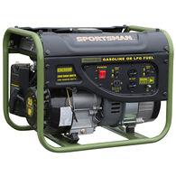 Sportsman 2000 Surge Watts Dual Fuel Portable Generator