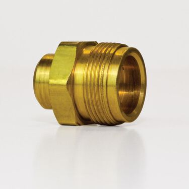 Male Throwaway Propane Cylinder Adapter