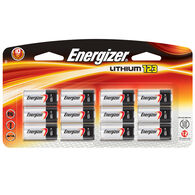 Energizer Specialty Lithium Photo 123 Battery, 12-Pack