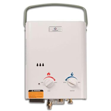 Eccotemp L5 Portable Tankless Water Heater and Flojet Pump