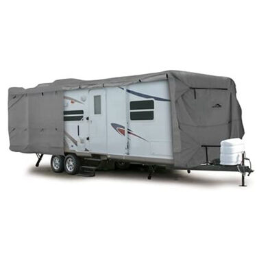 Camco 30' ULTRAGuard Class C/Travel Trailer RV Cover