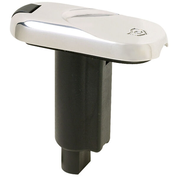 Attwood Easy Lock Plug-In Light Base with Stainless Steel Cover