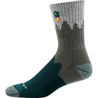 Darn Tough Men's Number 2 Micro Crew Midweight Hiking Sock