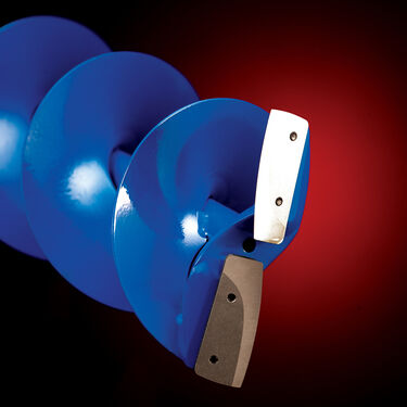 "StrikeMaster Mora 6"" Adjustable Hand Auger"