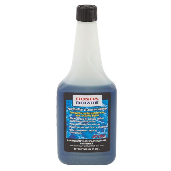 Honda Marine Fuel Stabilizer And Corrosion Inhibitor, 8 oz.