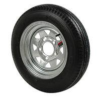 Kenda Loadstar 5.30 x 12 Bias Trailer Tire w/5-Lug Galvanized Spoke Rim