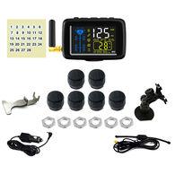 TTILifes U901TP Cap Sensor Tire Pressure Monitoring System with Six Sensors