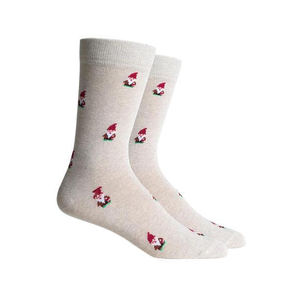 Richer Poorer Men's Lightweight Buddy Sock, Oatmeal