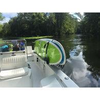 Manta Racks S2 White Double Paddleboard Rack For 15° Rod Holders