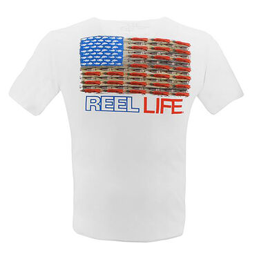Reel Life Men's Merica Short-Sleeve Tee