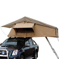 Trustmade Wanderer Softshell Rooftop Tent, Beige / Army Green