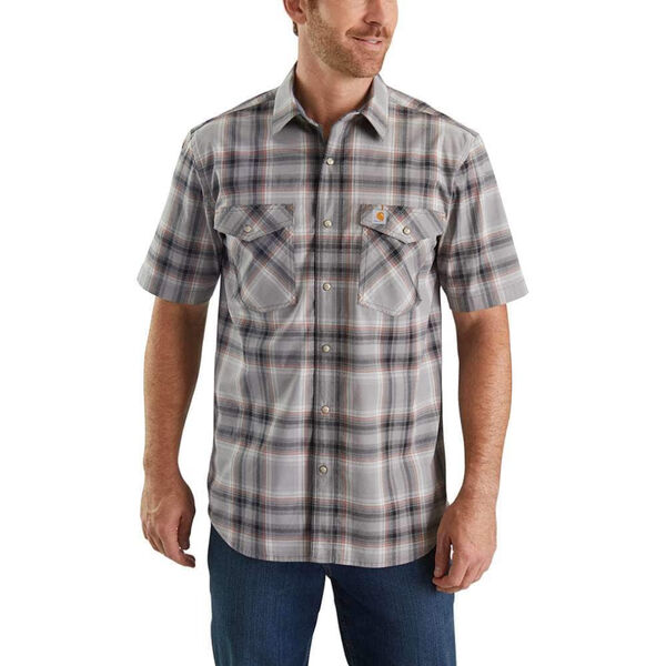 Carhartt Men's Rugged Flex Bozeman Short-Sleeve Shirt