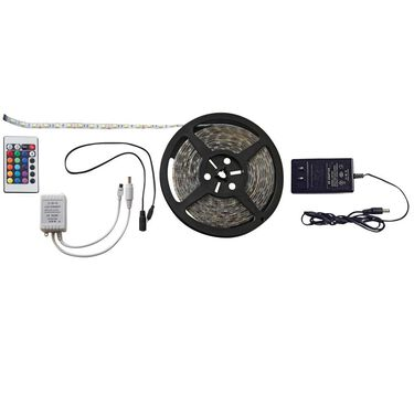 Diamond Group Multicolor LED Light Strip Kit, 16-2/5'